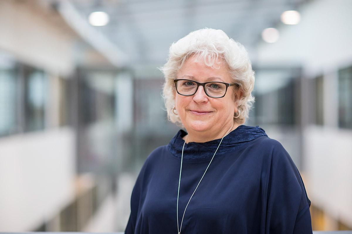 Gabriele Wolter Vorstandsmitglied Geschäftsführerin Städt. Klinikum Brandenburg GmbH