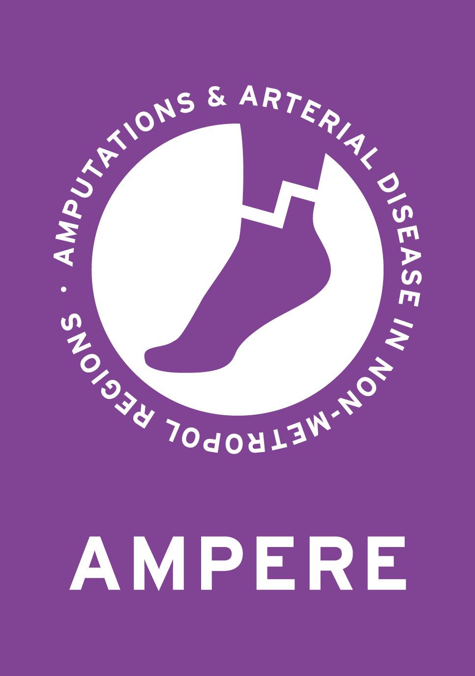 Logo Ampere