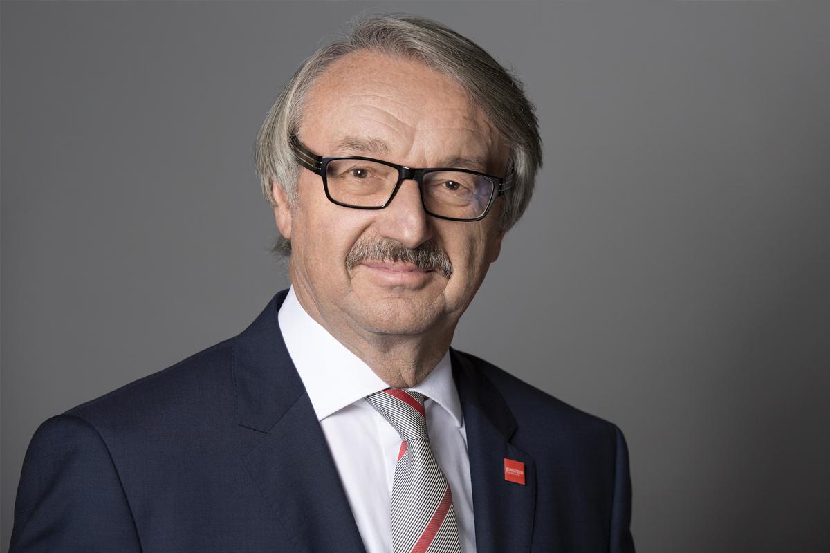 Professor Dr. med. Dr. h.c. Günter Stock