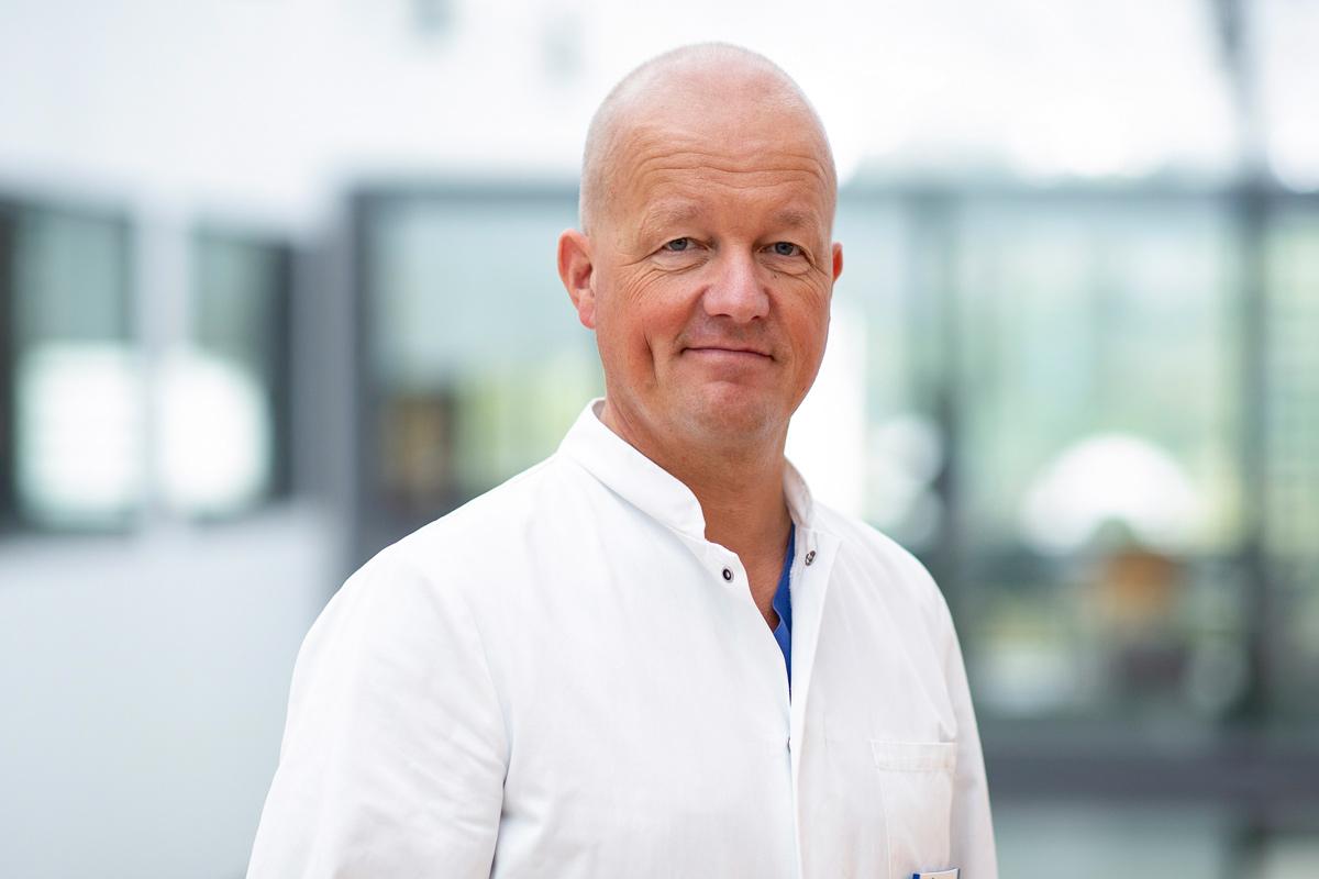 Univ.- Prof. Dr. med. Ivo Buschmann